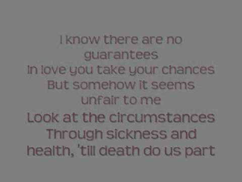 Mary J Blige - Not Gon Cry Lyrics