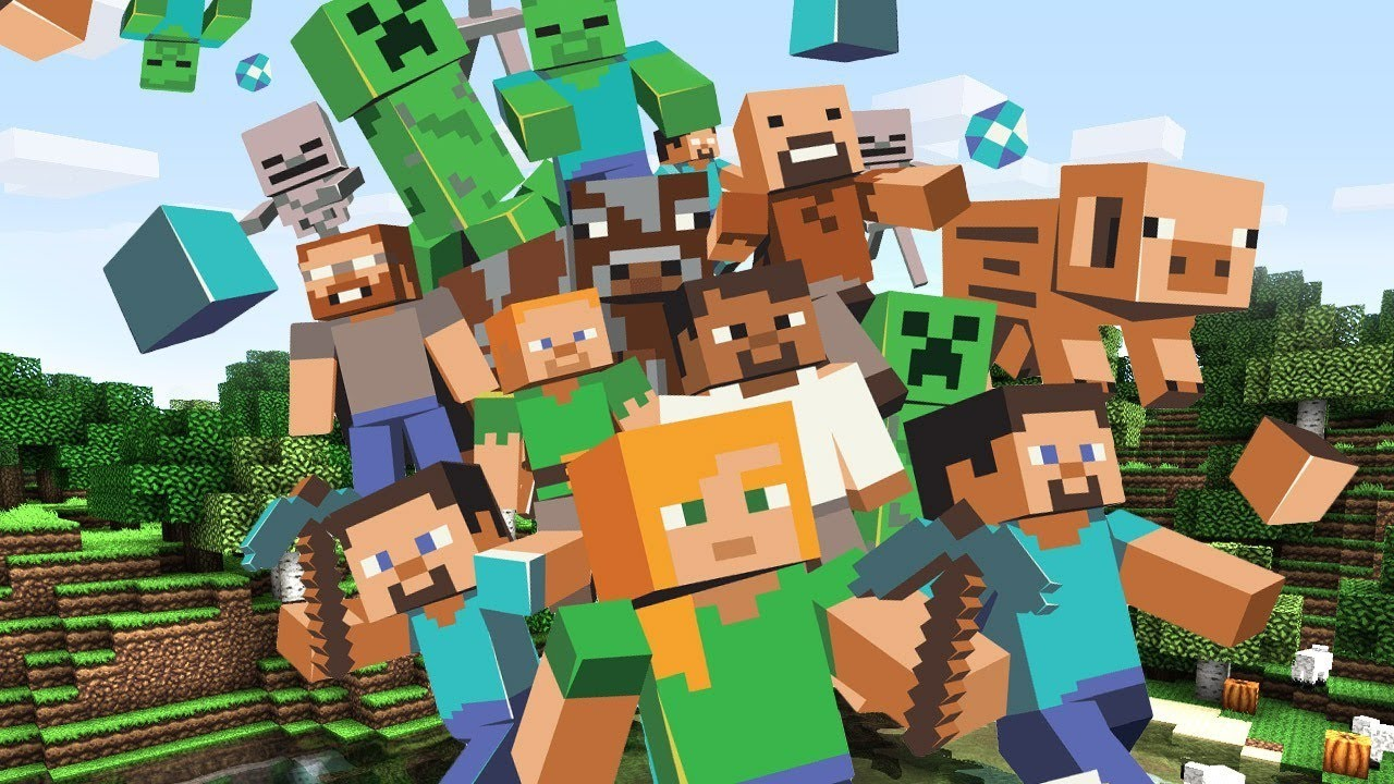 Minecraft & More WITH VIEWERS