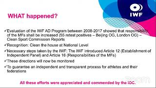 Anti-Doping Seminar (english)
