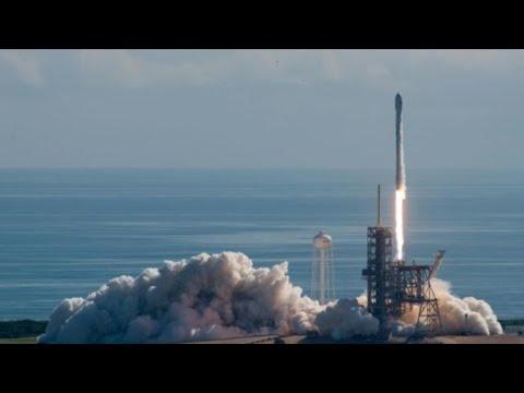 صاروخ -سبايس إكس- يصل إلى محطة الفضاء الدولية في رحلته المأهولة الأولى  - نشر قبل 1 ساعة