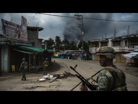 Philippines assures investors about Marawi
