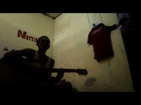 sumpah benang emas (cover gitar by mas hery ) dou dompu