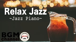 Relaxing Jazz Music - Chill out Cafe Music for Study, Work - Background Jazz Music