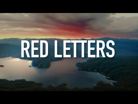 Red Letters - [Lyric Video] Crowder Mp3