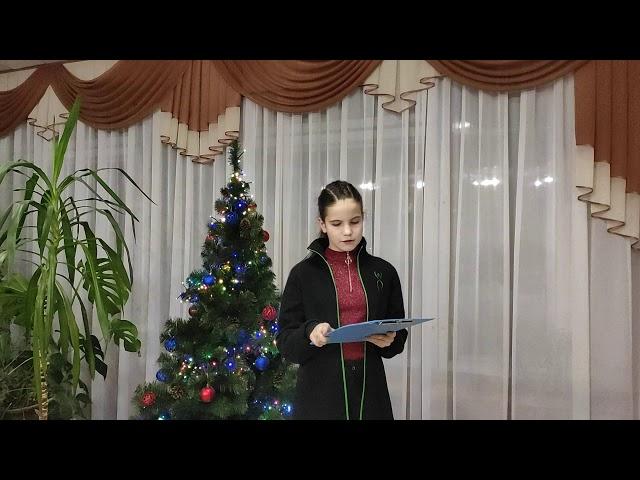 Сучкова Екатерина читает произведение «Вечер» (Бунин Иван Алексеевич)
