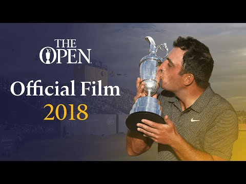 Francesco Molinari wins at Carnoustie | The Open Official Film 2018