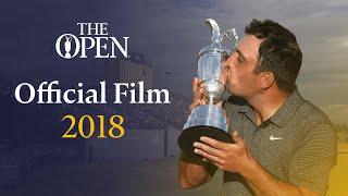 Francesco Molinari wins at Carnoustie | The Open Official Film 2018