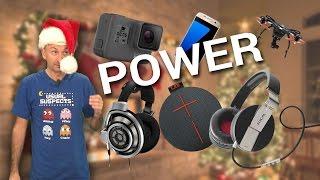114 produits High Tech au pied du sapin ! (Power 121)