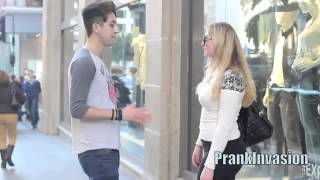 Kissing Prank - Laugh for a Kiss