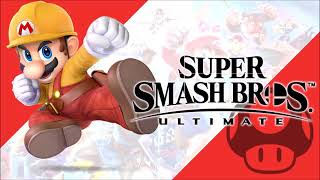 Ground Theme (Band Performance) - Super Mario Bros (Drums) - Super Smash Bros Ultimate OST