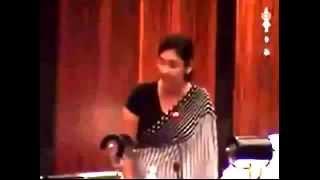 Upeksha Swarnamali at Parliament