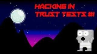 Growtopia   Hacking in trust games!