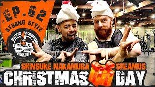 Shinsuke Nakamura Christmas Day | Ep.62 Advent Workout