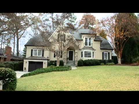 Garden Hills And Peachtree Heights East Youtube