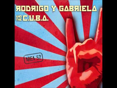 Tamacun- Rodrigo y Gabriela and C.U.B.A.