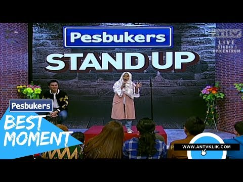 BAIM WONG DI BULLY MUSDALIFAH STAND UP COMEDY PESBUKERS