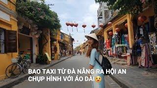 Tiết lộ giá Taxi thường và Grab từ Đà Nẵng ra Hội An |  Guide Saigon Food