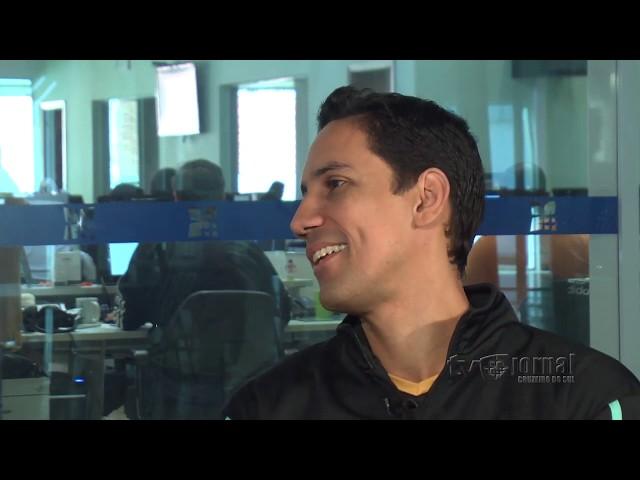 André Nascimento relembra medalhas olímpicas e fala sobre projeto em Itapetininga