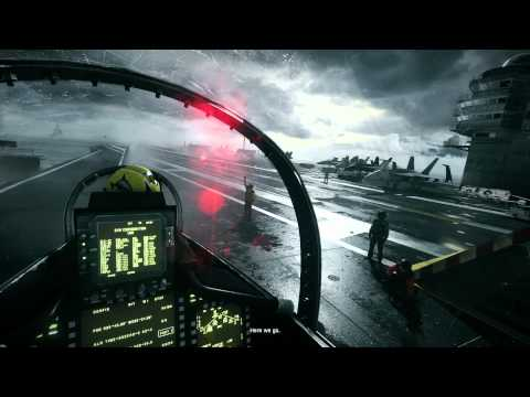 HDTanel Mängib: Battlefield 3 (PC) DirectX 11 - The Jet Mission - (1080p) HD!