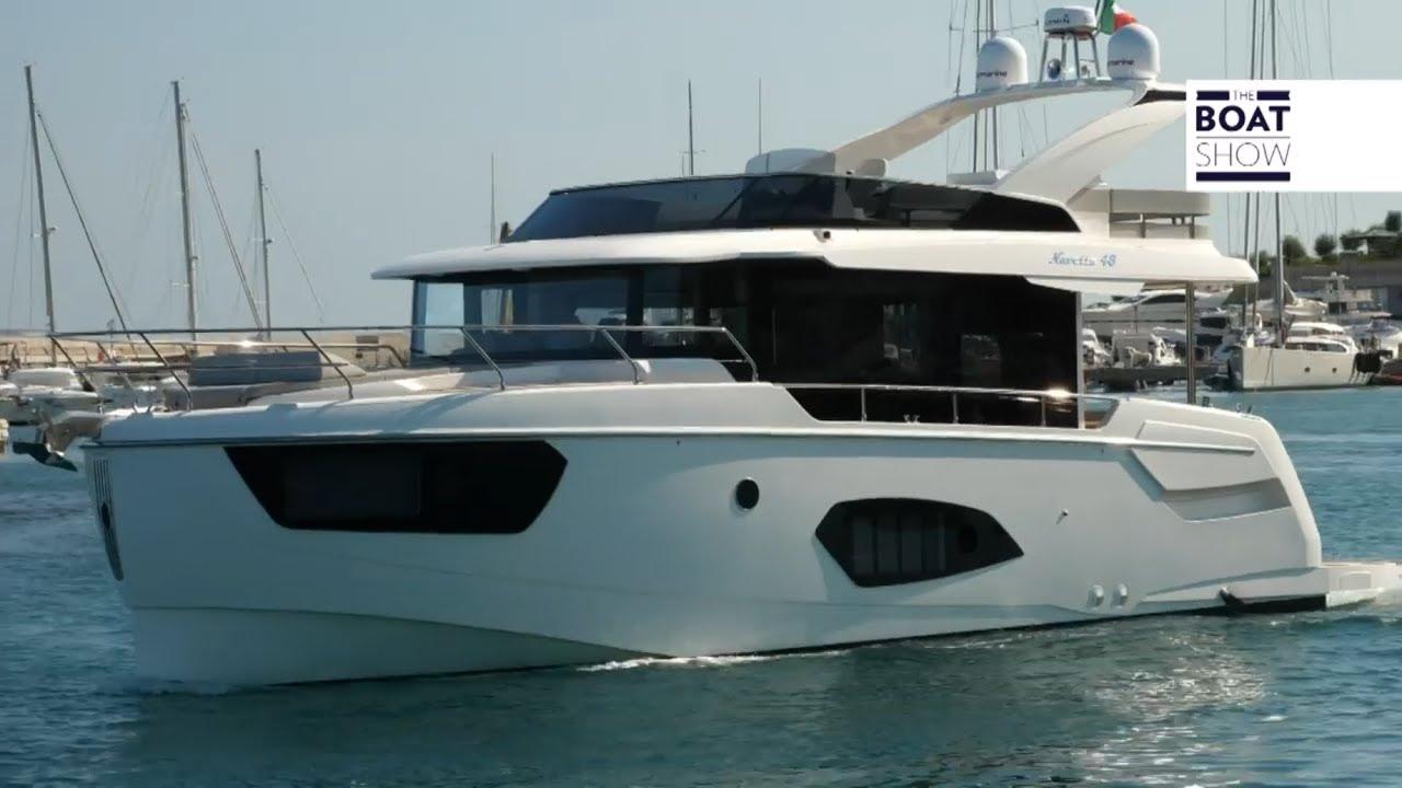 Ita Absolute Navetta 48 Prova Completa E Interni The Boat Show
