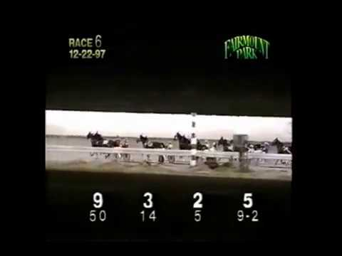 1997 Fairmount Park SIR RICHARD ERIC Johnny Podres Jr