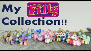 MY THE BIGGEST FILLY COLLECTION Filly Mermaids Filly Witchy Filly Wedding (◕ ‿ ◕)