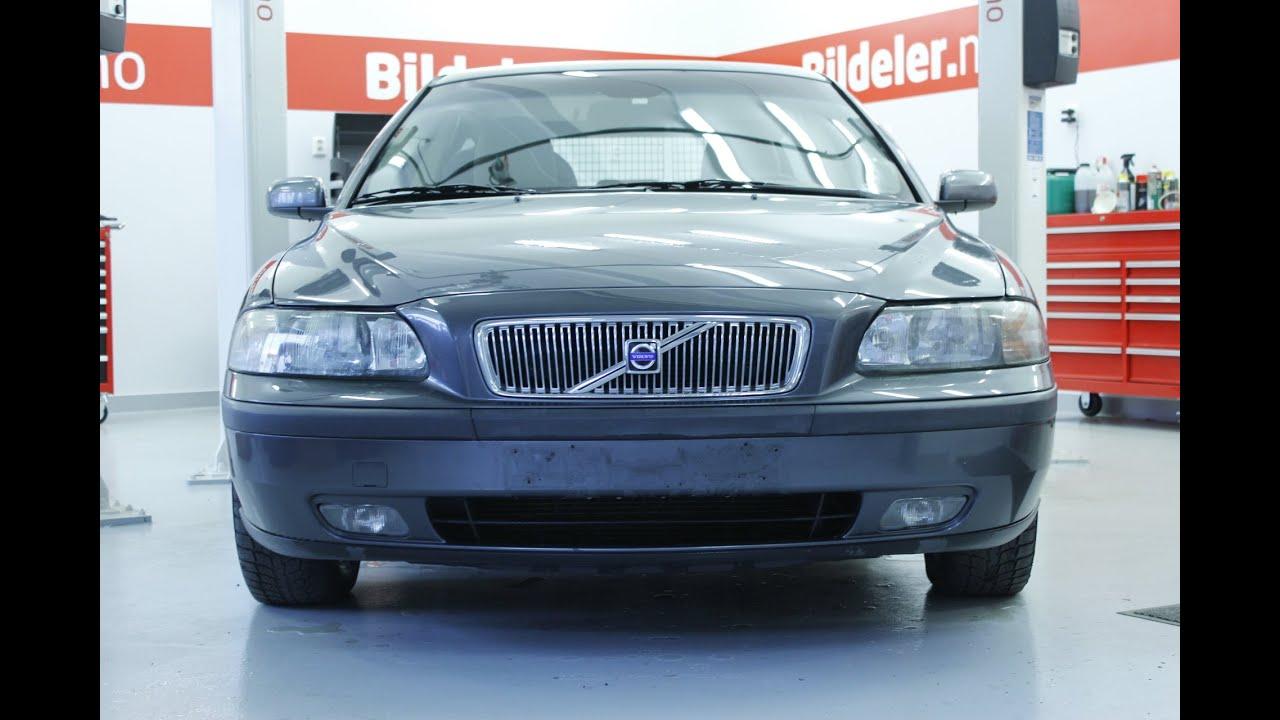 Volvo S60/V70: Hvordan bytte lenkearm foran - 2000 til 2007 mod. - YouTube