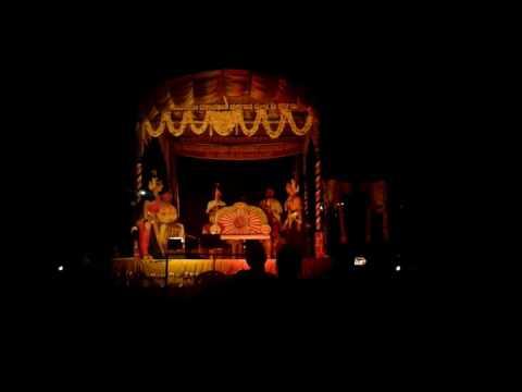 Yakshagana Subramanya Achar Nagara Mandarthi mela