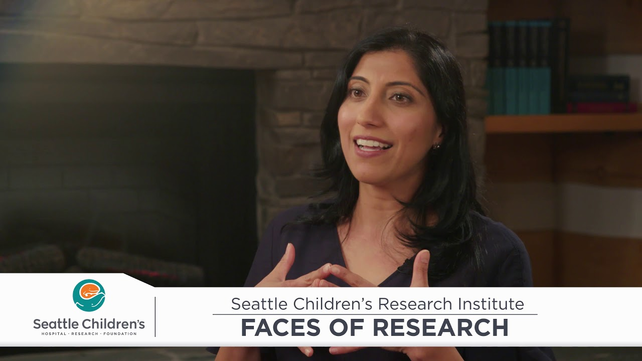 Seattle Children's Faces of Research – Meet Dr. Pooja Tandon