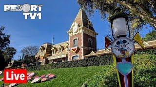 🔴Live: Disneyland Resort & California Adventure Live Stream - 3-3-19