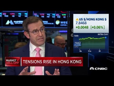 China not looking to break Hong Kong dollar, has plan ready to handle protestors: Miller
