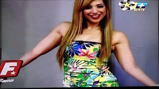 Gambar cover Jazmin Lopez Villarreal in Sexy Colorful Mini Dress