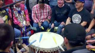 Northern Cree Traveling song Driving me crazy 3 20 11
