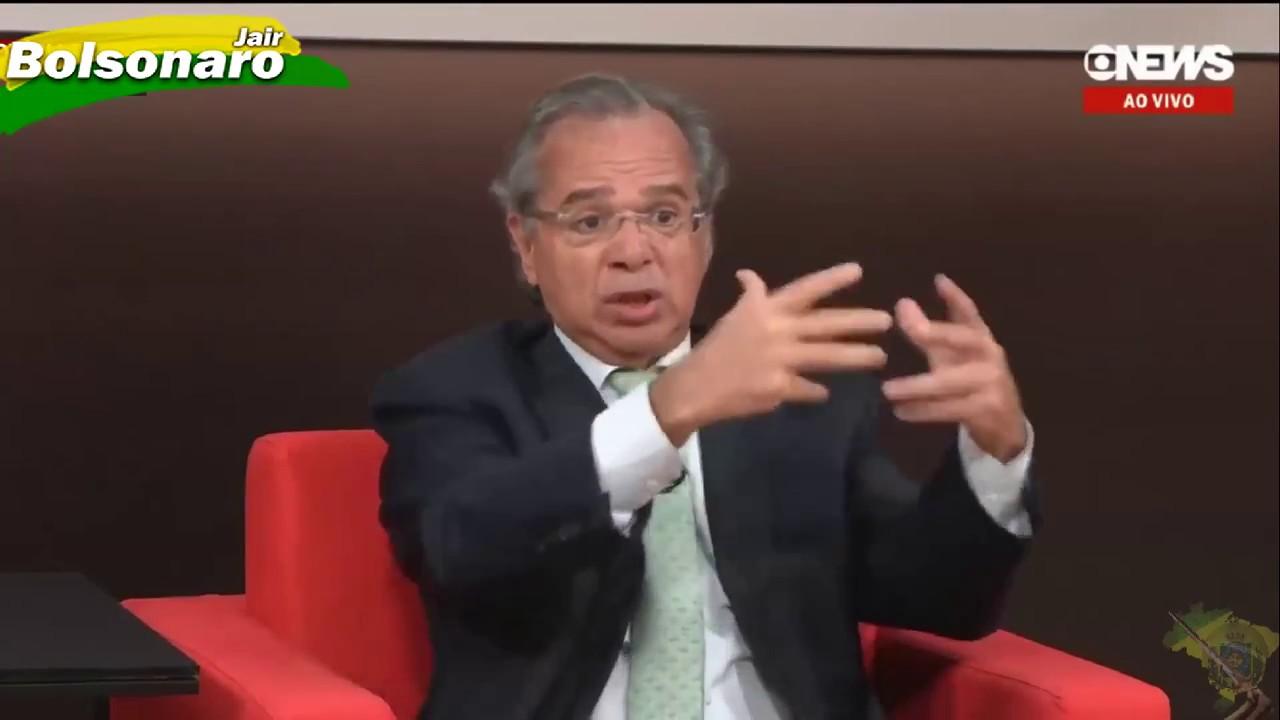 Paulo Guedes - O avião e a Previdência Social brasileira: uma reflexão necessária