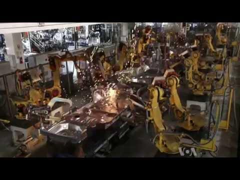Car Manufacturing Booms in Thailand