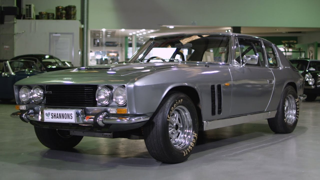 1968 Jensen FF MkI Coupe - 2020 Shannons Autumn Timed Online Auction