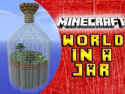 Скачать карту Мир в бутылке для Майнкрафт бесплатно ...