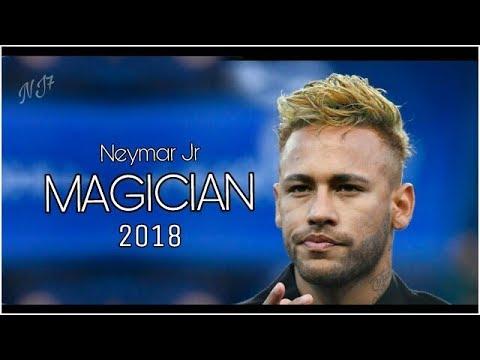 Neymar Jr • Magician • Amazing Dribbles & Goals • 2018