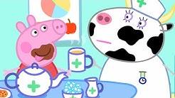 Peppa Besucht Pedro im Krankenhaus 💙 Cartoons für Kinder | Peppa Wutz Neue Folgen