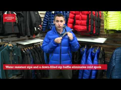 61094fa40a5 Rab Neutrino Endurance Jacket (Men s) - Cotswold Outdoor product video -  YouTube