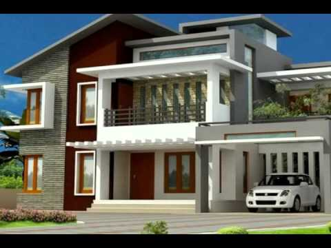 desain rumah modern 2 lantai 2015 #1jutadesain - youtube
