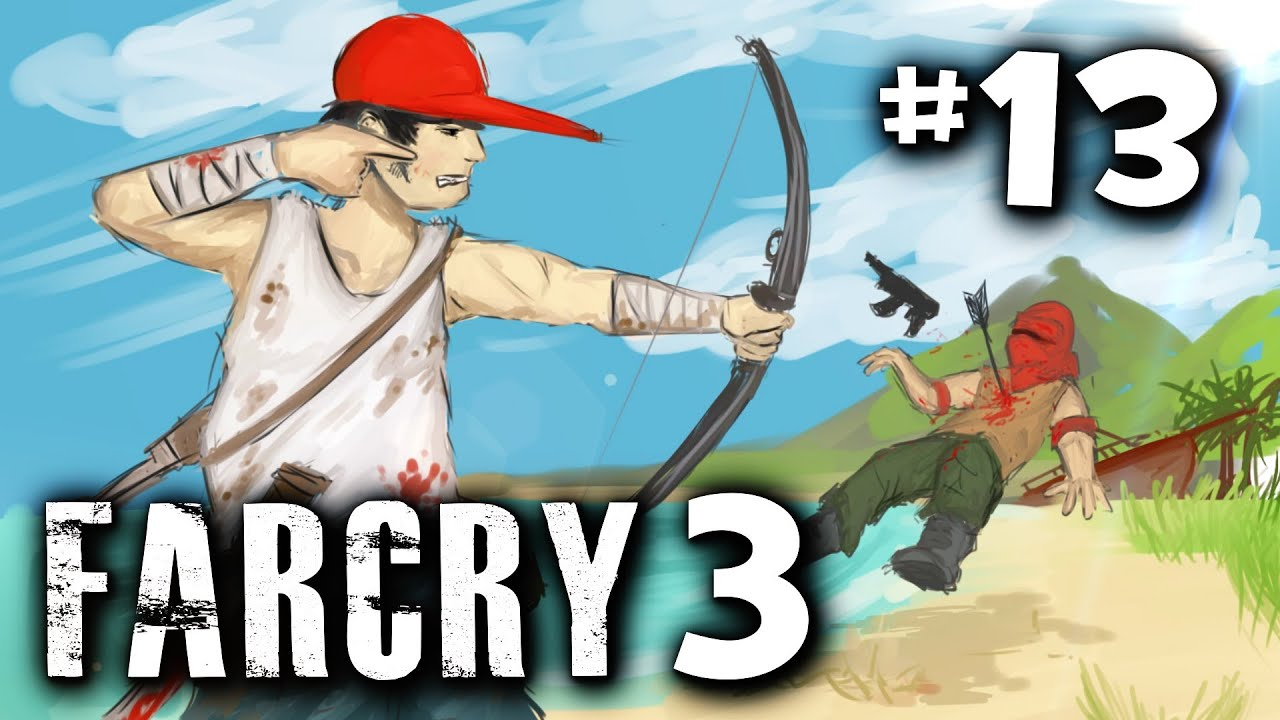 Farcry 3 Mlg Walkthrough W Kootra Ep 13 Prison Break