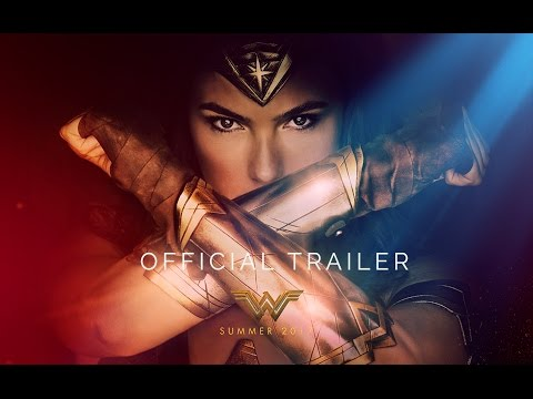WONDER WOMAN - Official Trailer [HD] from YouTube · Duration:  2 minutes 31 seconds