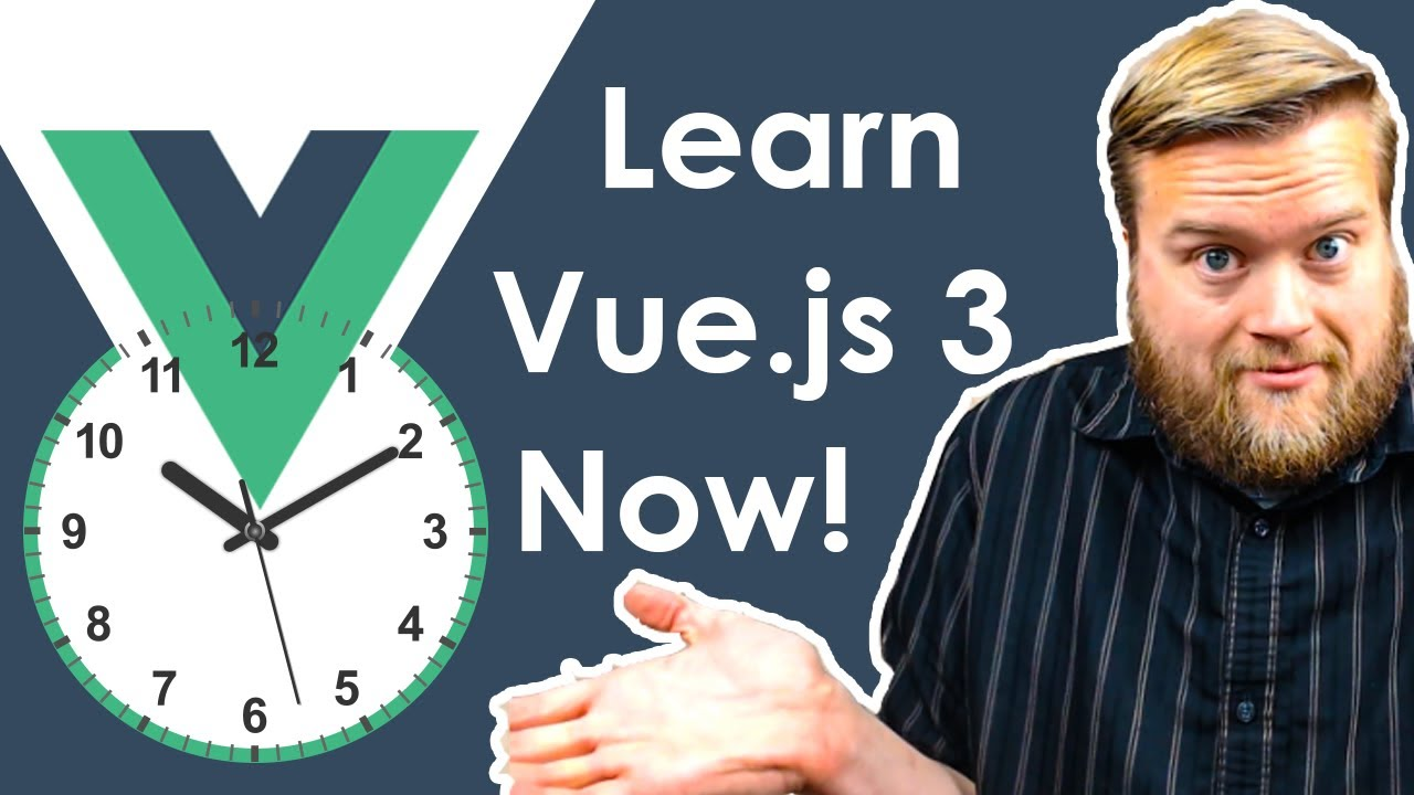 Why You Should Learn Vue.js 3! | Why You Should Learn Vue Today!