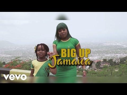 Raine Seville, Layla-Rei - Big Up Jamaica (Official Video)