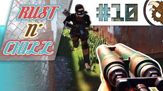 Rust N' Chill #10 - PVP MEMES ft. AquaFps + MERCH NOW AVAILABLE thumbnail