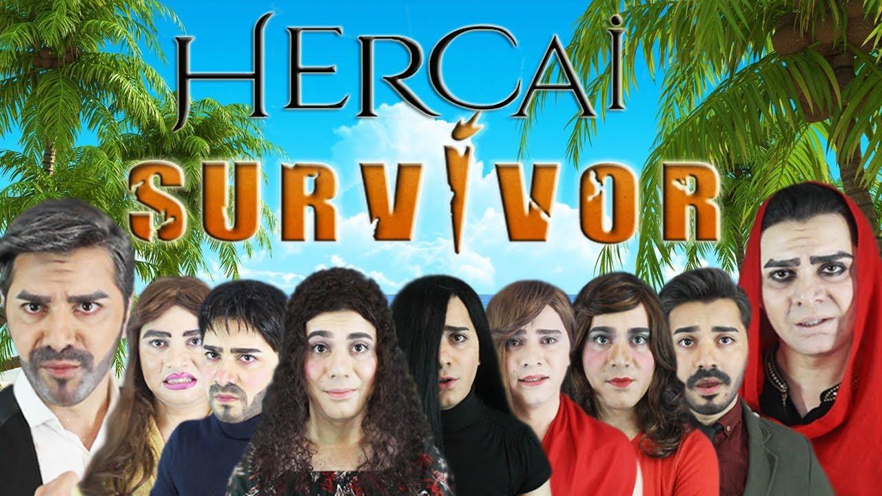 Survivor Parodi (düşük bütçeli)