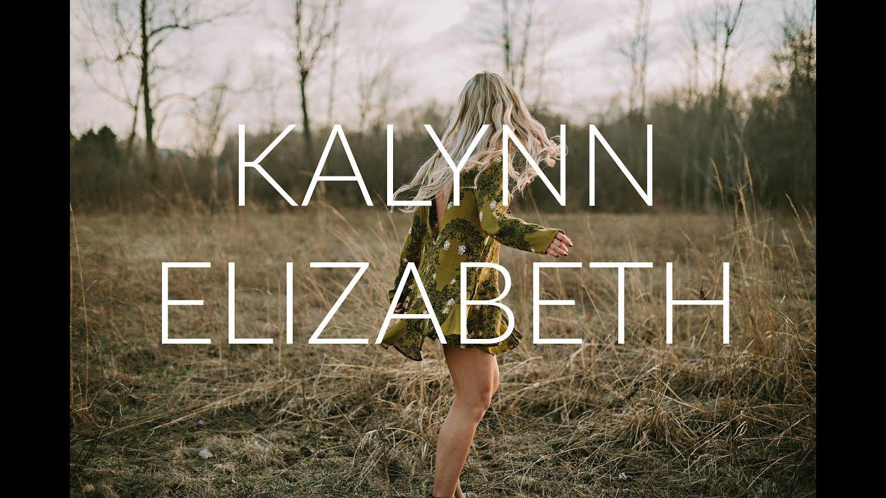 Meet KalynnElizabeth
