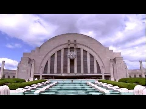 Cincinnati Union Terminal & Fate of Some US Train Stations