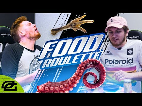 TRY NOT TO GAG TRUTH OR DARE!!! FOOD ROULETTE!